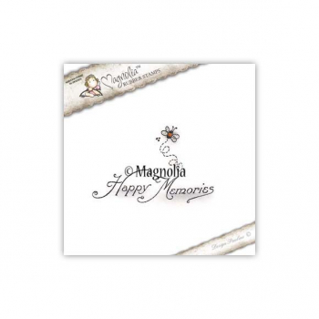 Magnolia - Spring Fever Cling Stempel Happy Memories Kit
