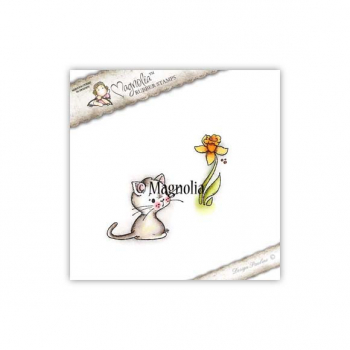 Magnolia - Clingstempel Spring Fever Cling Stempel Kitty Kit