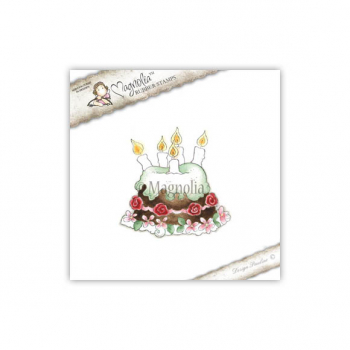 Magnolia - Summer Memories Cling Stamp Summer Cake