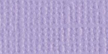 Bazzill - Cardstock Textured Canvas Wisteria 12x12""