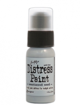 Ranger - Tim Holtz Distress Paint Weathered Wood