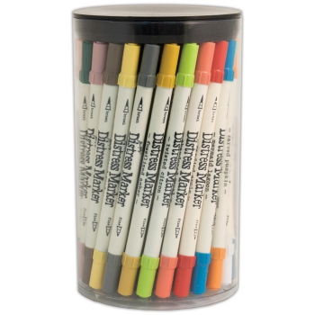 Ranger - Tim Holtz Distress Markers Tube Set 61 Stück