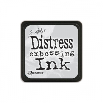 Ranger - Tim Holtz Distress Mini Embossing Ink Pad 1x1""