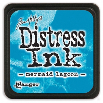 Ranger- Tim Holtz Mini Distress Ink Pad Mermaid Lagoon
