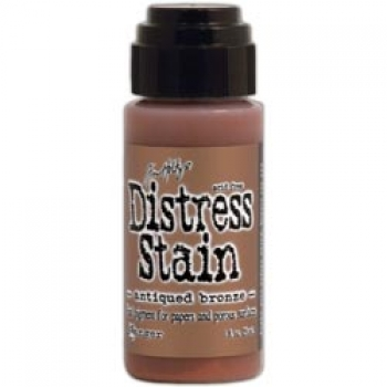 Ranger - Tim Holtz Distress Stain Antiqued Bronze