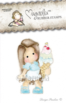 Magnolia - Sea Breeze Cling Stamp Tilda with CherryIce