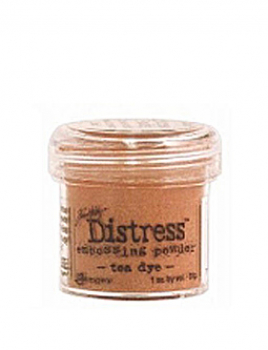 Ranger Distress Embossingpulver Tea Dye Embossing Powder