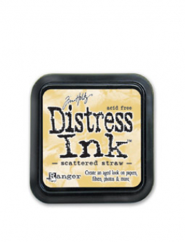 Ranger - Tim Holtz Distress Ink Pad Scattered Straw