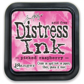 Ranger - Tim Holtz Distress Ink Pad Picked Raspberry