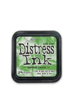 Ranger - Tim Holtz Distress Ink Pad  Mowed lawn