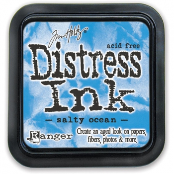 Ranger - Tim Holtz Distress Ink Pad Salty Ocean