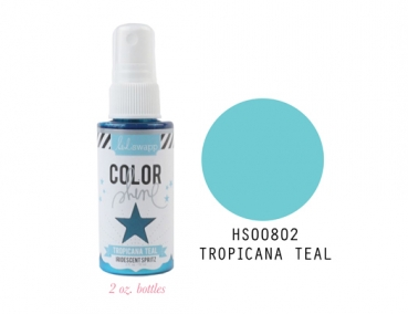 Heidi Swapp - Color Shine Spritz 59ml - Tropicana Teal
