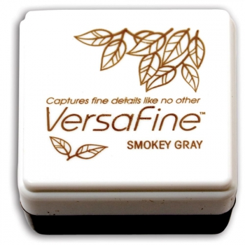 Tsukineko - VersaFine Small Ink Pad Smokey Gray