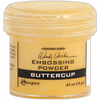 Ranger - Wendy Vecchi Embossing Powder Buttercup