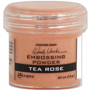 Ranger - Wendy Vecchi Embossing Powder Tea Rose