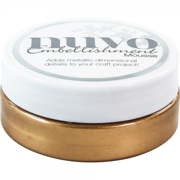 Nuvo - Nuvo Embellishment Mousse Cosmic Brown
