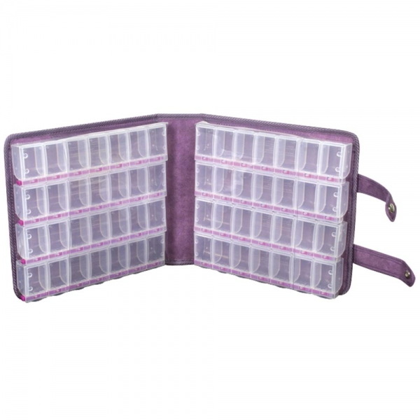 Craft Mates - Lockables Large Storage Case Purple