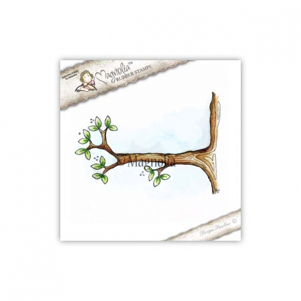 *NEU Magnolia - Cling Stamp Swing branch