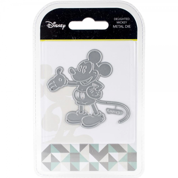 Disney - Stanzschalbone Disney Delighted Mickey