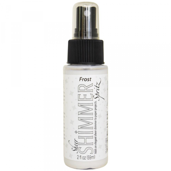 Imagine Crafts - Sheer Shimmer Spritz Frost 59ml