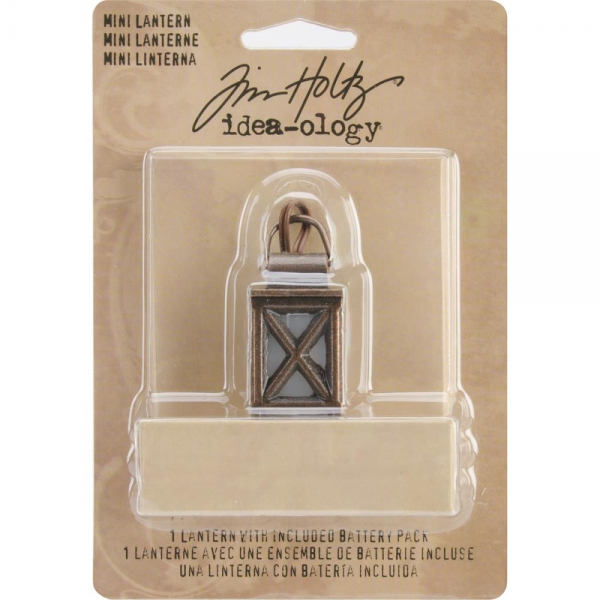 Tim Holtz - Idea-ology Mini Lantern