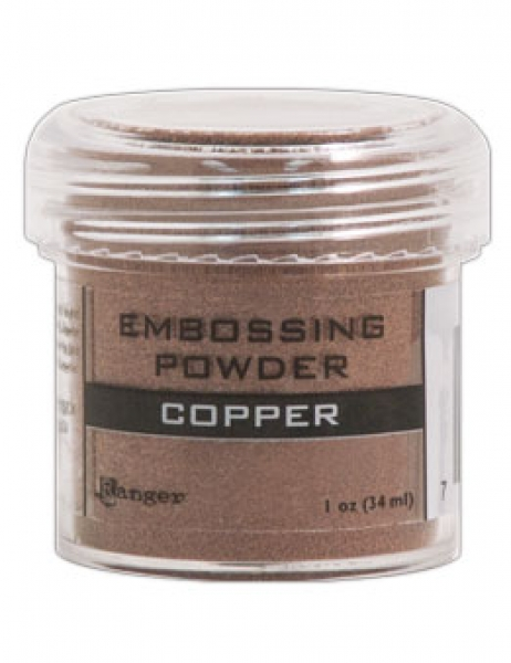 Ranger - Embossingpulver Copper Embossing Powder