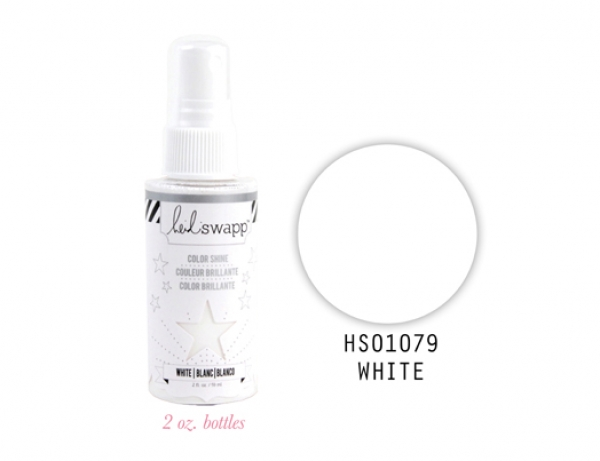 Heidi Swapp - Color Shine Spritz 59ml White