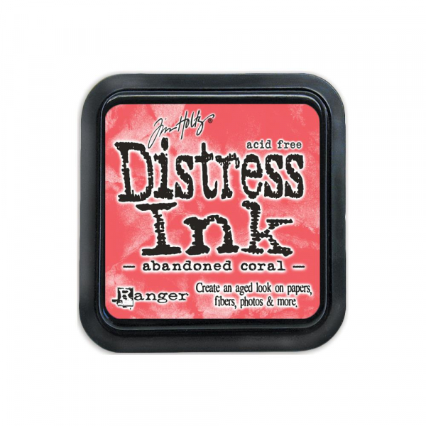Ranger - Tim Holtz Distress Ink Pad Abandoned Coral