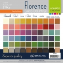 Vaessen Creative - Florence Cardstock Smooth Multipack 12x12""