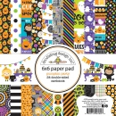 Doodlebug Design - Papierblock Pumpkin Party Paper Pad 6x6""