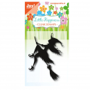 Joy! Crafts - Clearstempel Halloween Flying Witch