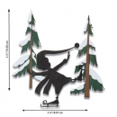 Sizzix Tim Holtz Thinlits Stanzschablonenset Thin Ice PRE-ORDER