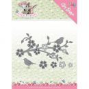 Amy Design - Stanzschablonenset Spring Is Here Blossom Branch Dies