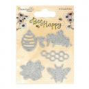 Dovecraft - Stanzschablone Bee Happy Steel Dies