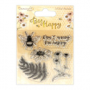 Dovecraft - Clearstempelset Bee Happy Clear Stamps