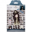 Docrafts - Clingstempelset Santoro Gorjuss Piracy Rubber Stamp