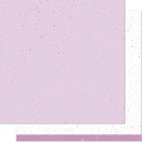 Lawn Fawn - Scrapbookingpapier Spiffy Speckles Blueberry Smoothie 12x12""