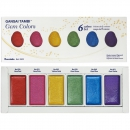 ZIG - Kuretake Gansai Tambi Gem Colors Set of 6