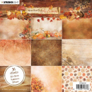 Studio Light Papierblock Wonderful Autumn Paper Pads Nr. 150 PRE-ORDER Lieferdatum 28.09.2020