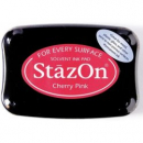 Tsukineko - StazOn Ink Pad Cherry Pink