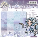"Papierblock Magical Winter 6x6"" PRE-ORDER (Lieferbar ab 24.11.2018)"